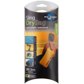 Sea to Summit Lightweight Sling Dry Bag 20l Yellow